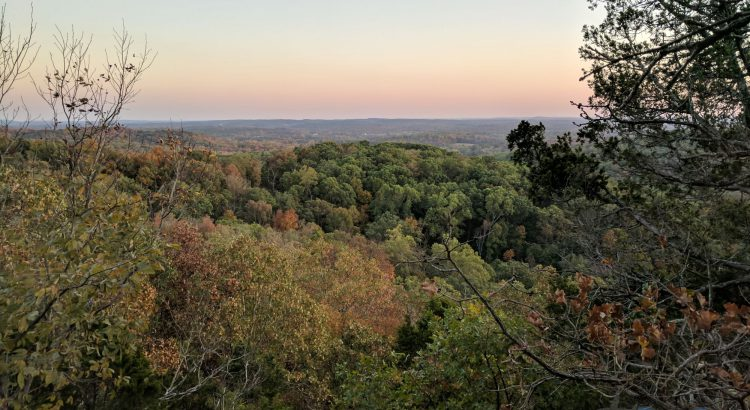 Backpacking Trip To Garden Of The Gods In Southern Illinois Techietravels